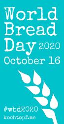World Bread Day, October 16, 2020