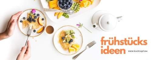 Blog-Event CLXXIII - Frühstücksideen (Einsendeschluss 15. April 2021)