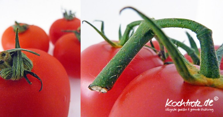Tomaten-Collage