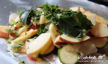 Fisch mit Gemüse in Alufolie