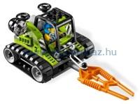 LEGO - LEGO Power Miners - 8958 - Grnitrl / Granite Grinder