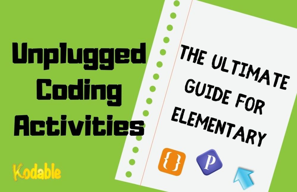 medium resolution of Unplugged Coding Activities   The Ultimate Guide for Elementary   Kodable  Blog