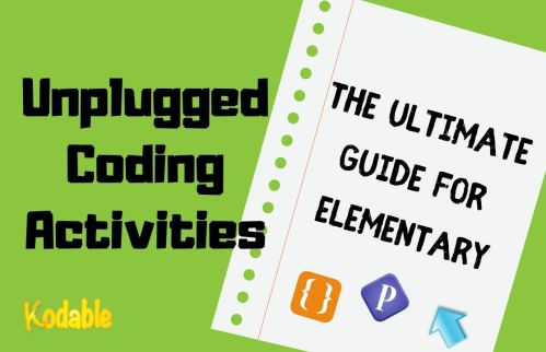 small resolution of Unplugged Coding Activities   The Ultimate Guide for Elementary   Kodable  Blog