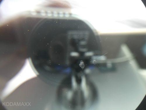 N-BOXのガラスリペア