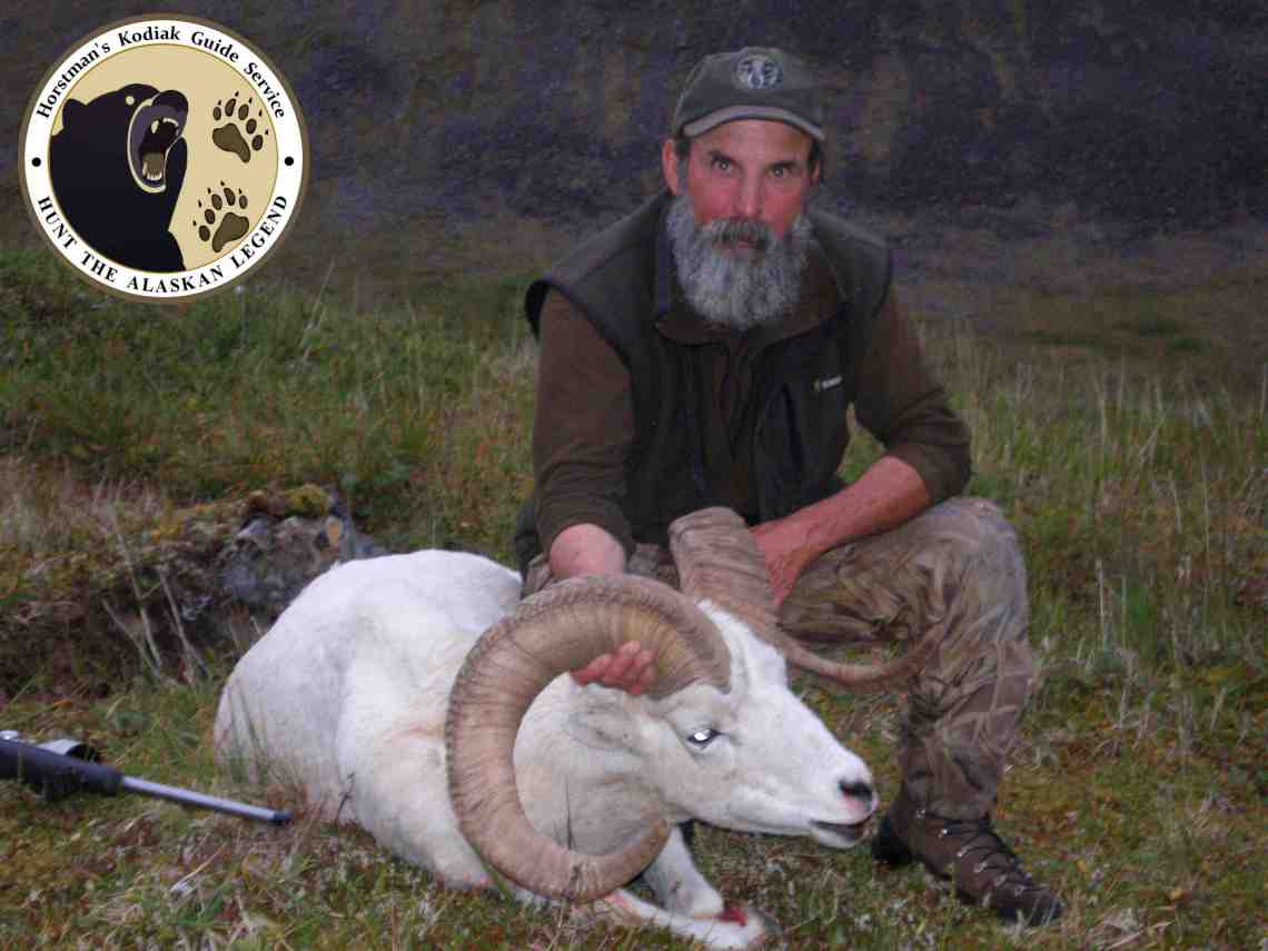 Dall sheep hunt in Alaska