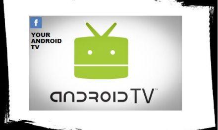 YOUR ANDROID TV BUILD 1.0 – CUSTOM KODI BUILD