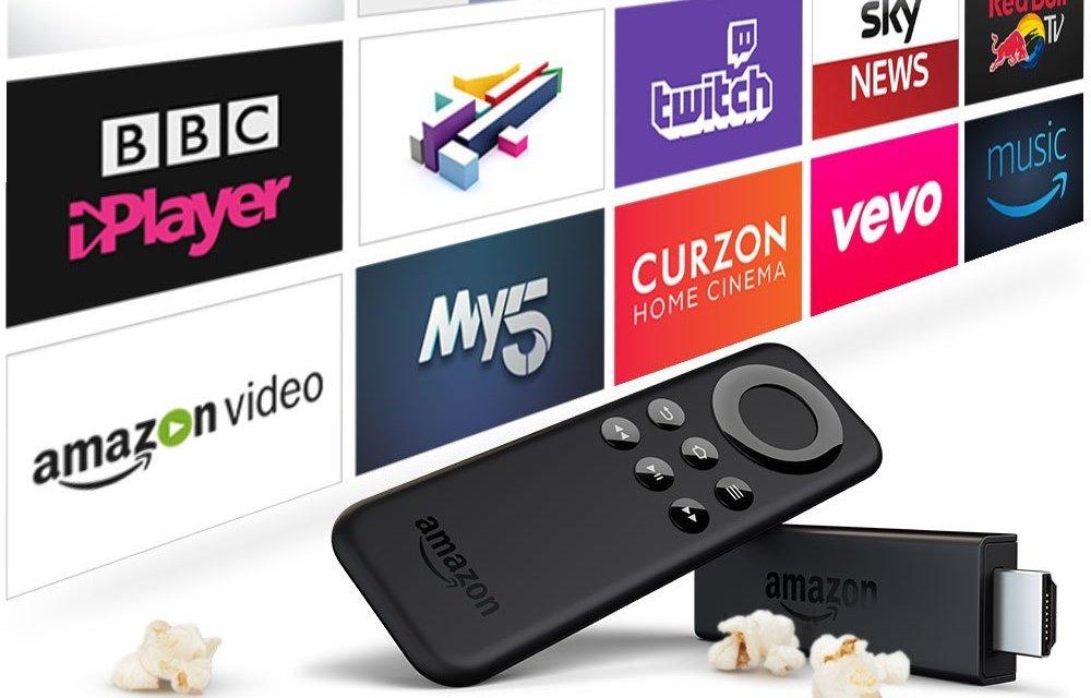 Amazon Fire TV Stick Media Player