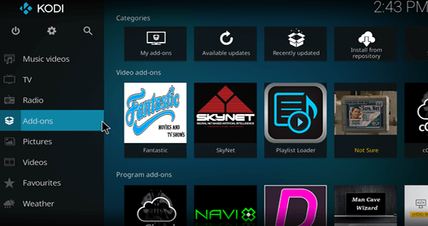 how to install ustvnow kodi addon on jarvis version 16 or higher