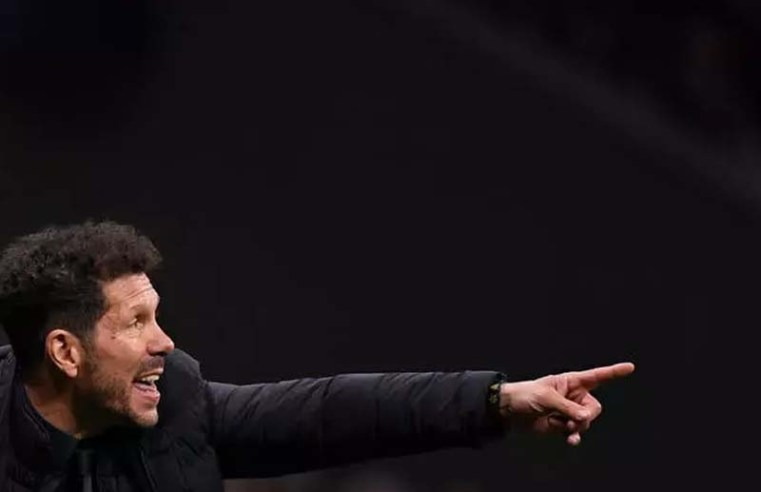 Simeone says fans in stadium would have relished Atletico's win over Sevilla