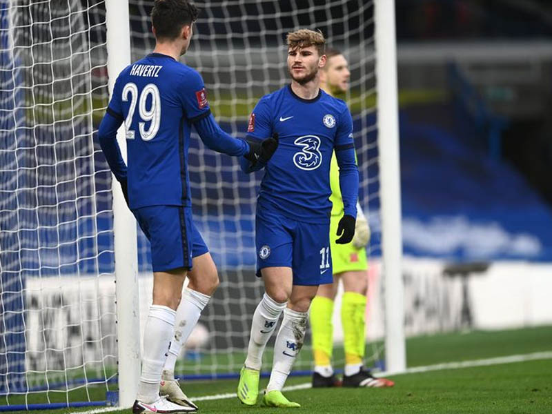 Chelsea's German connection find their form but true test is yet to come for Werner and Havertz