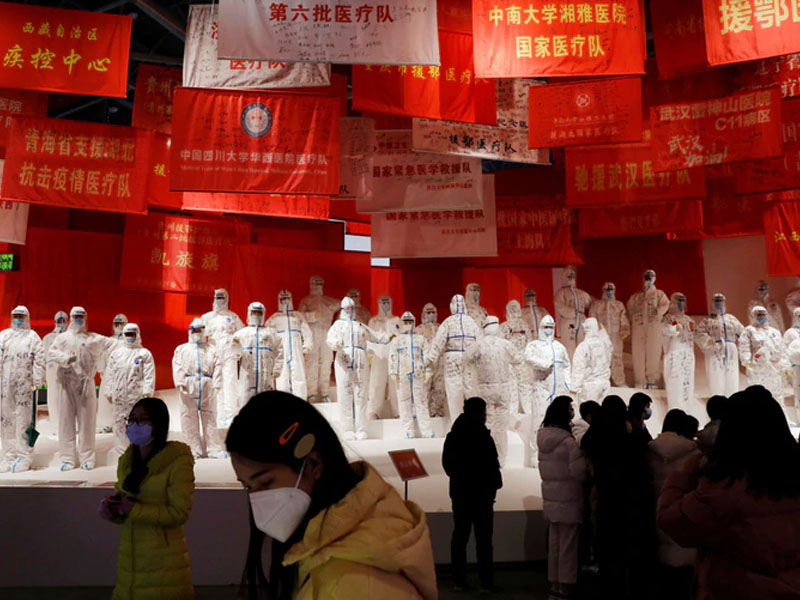 Wuhan COVID Infections 3 times Higher than Official Figure, China Study Says