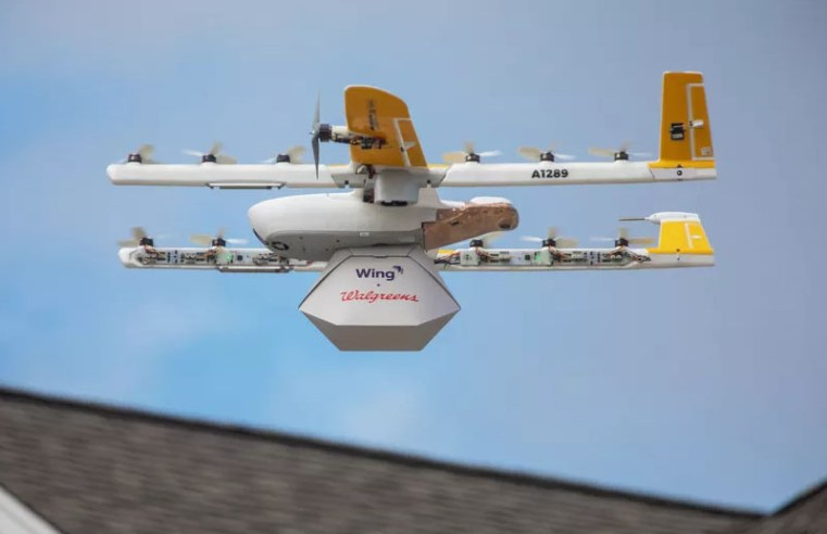 Google's Wing warns new drone laws 'may have unintended consequences' for privacy