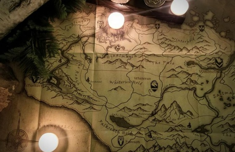 Bethesda teases 'the future' of The Elder Scrolls in festive tweet, sends fans into Sherlock mode
