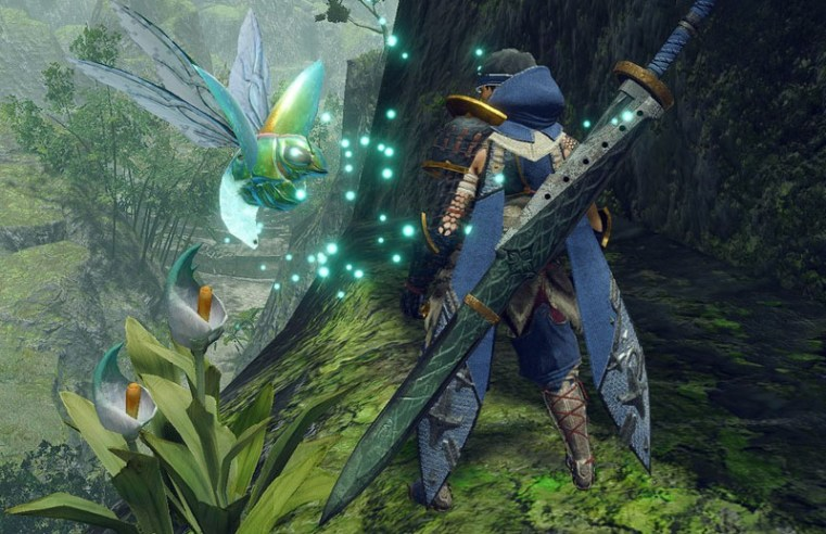 "Capcom To Share ""Brand-New Information"" About Monster Hunter Rise This Month"