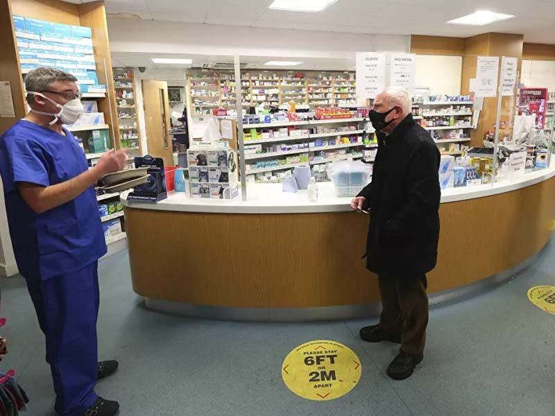 UK Domestic Abuse Victims Can 'Ask For Ani' in Pharmacies to Seek Help