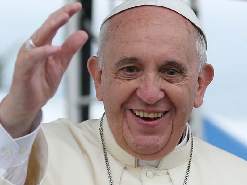 Pope Francis reportedly advised to go on diet and stop eating pasta amid back pain
