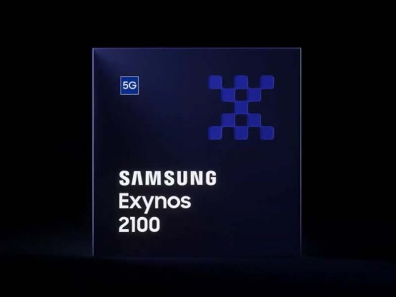Samsung's Exynos chipset with AMD mobile GPU could debut inside the Galaxy Z Fold3