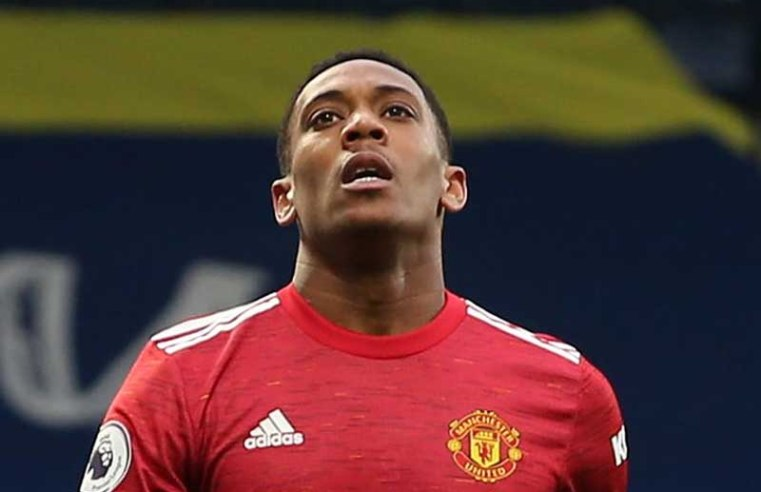 Manchester United identify key to Anthony Martial improving his form