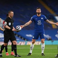 Thomas Tuchel and Olivier Giroud lead Chelsea's vocal protests over Man Utd 'diving'