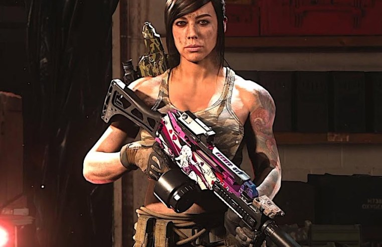 Call of Duty Lawsuit Accuses Activision of Copyright Infringement Over Operator Mara