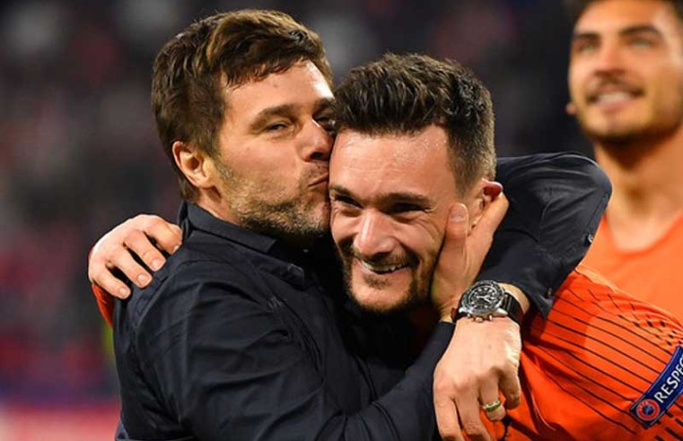 Pochettino in 'regular contact' with Lloris as PSG line up blockbuster swoop