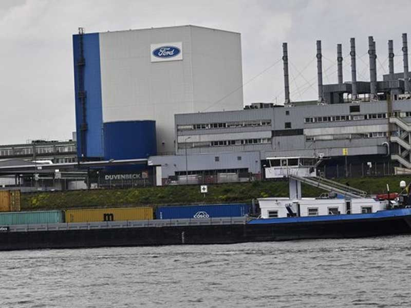 Ford to spend $1B to switch German factory to electric cars