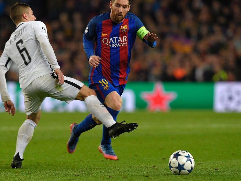 PSG veteran midfielder invites Messi to play alongside him