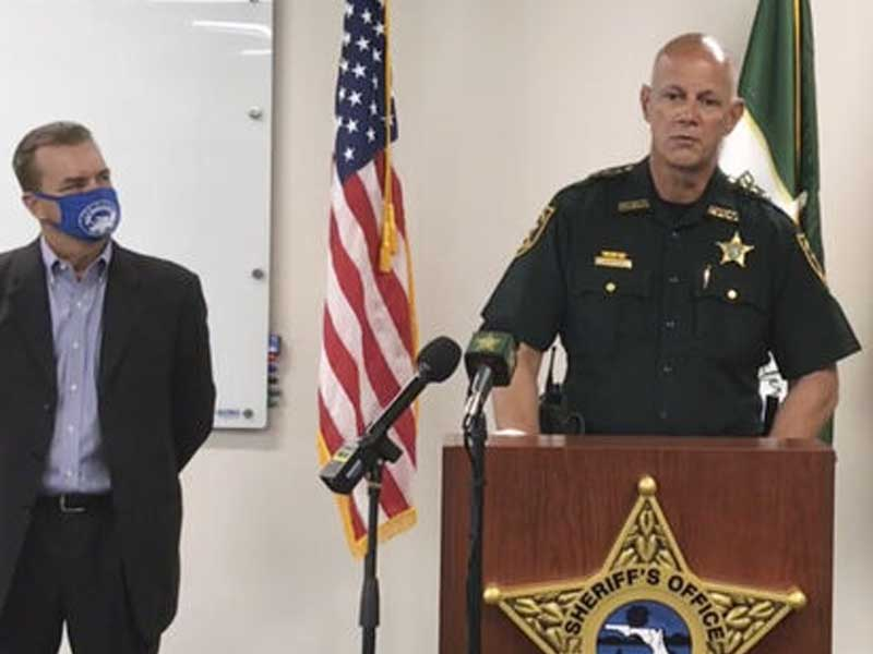 Hacker tried to taint Florida city's water with caustic chemical, says sheriff