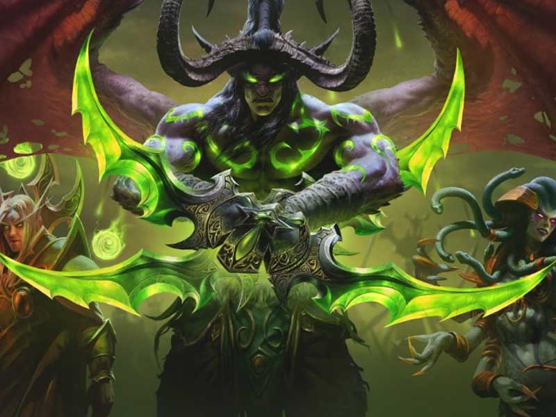 World of Warcraft: Burning Crusade Classic Pre-Patch Now Live on US Realms