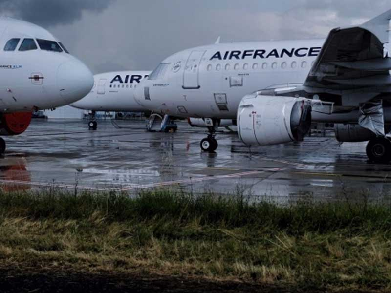 Air France Is Said to Be Near Deal for State Rescue Plan