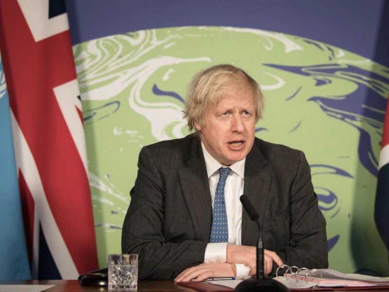 Boris Johnson looks to build new global coalition to rival China
