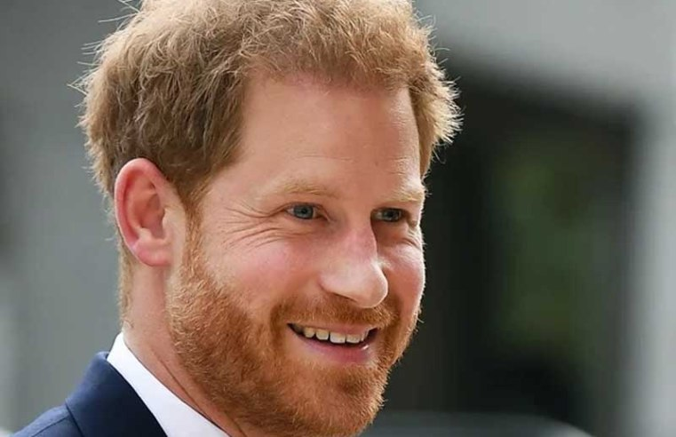 Britain's Prince Harry joins $1.7bn US counselling startup