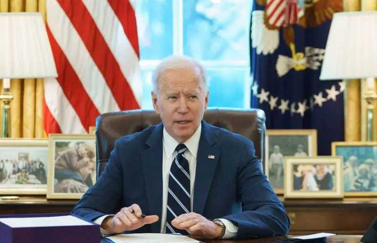 Biden promises 'historic' $2tn spending in infrastructure – but Capitol Hill fight awaits