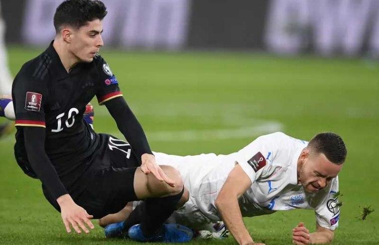İlkay Gündoğan, Kai Havertz come up big for Germany in win over Iceland