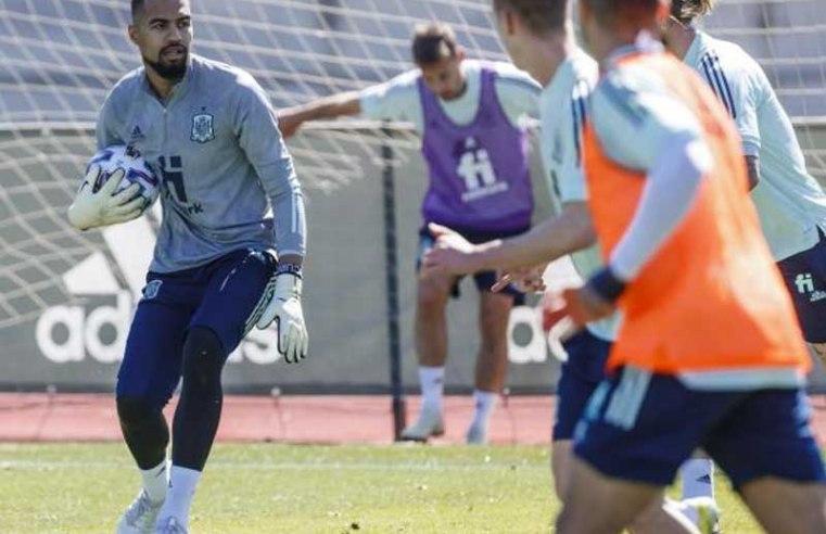 Robert Sanchez says Spain debut would be a dream