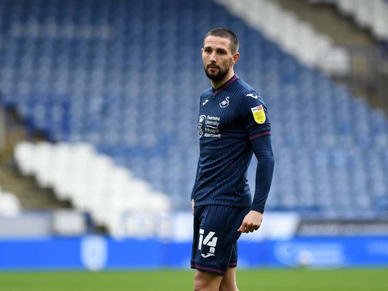 Aston Villa star Conor Hourihane's future takes twist as he makes on-air Swansea City admission