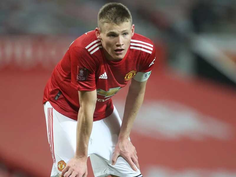 Lionel Messi: Scott McTominay nearly missed out on getting Barcelona star's shirt