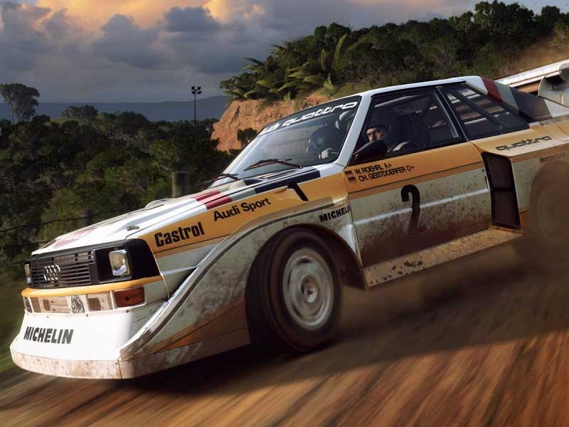 DiRT Rally 2.0 Update 1.18 Patch Notes