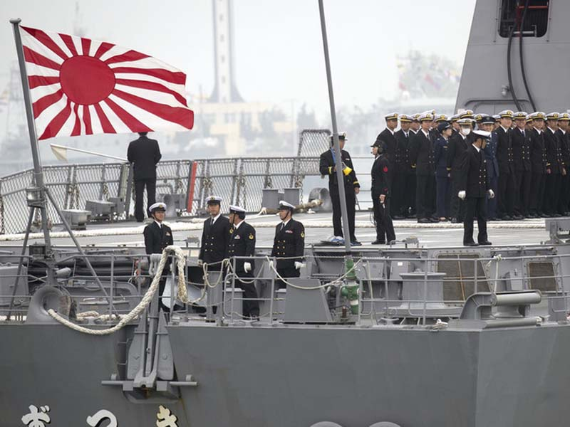Japan to hold 1st large-scale military drills with US and France amid South China Sea tensions