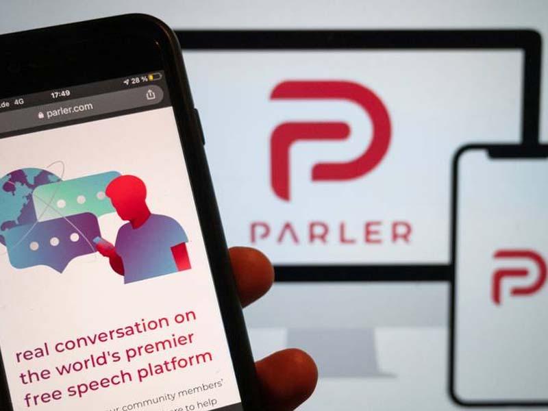 Apple signals return of right-wing 'free speech' app Parler