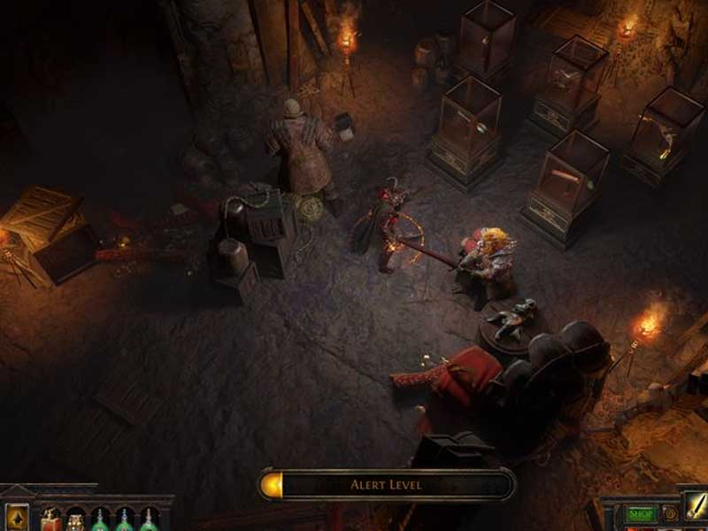 Path of Exile 2 showcases Spears and Crossbows in new gameplay overview
