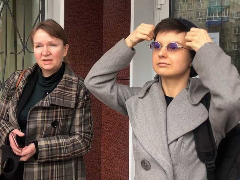 Russia: Feminist activist on trial on pornography charges