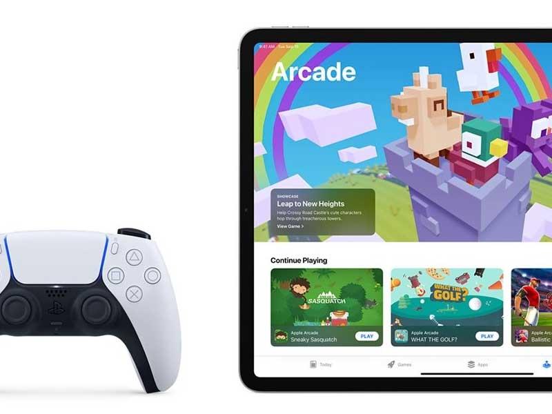 Apple starts selling PlayStation DualSense controller