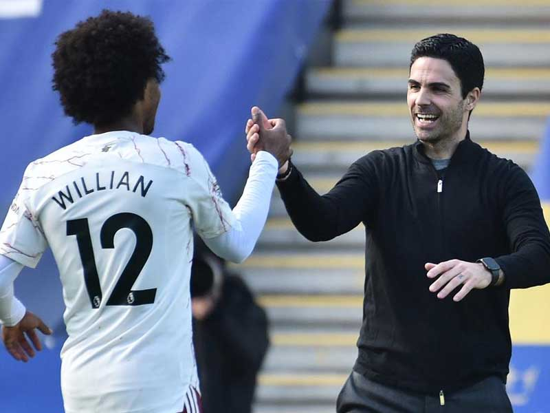 Mikel Arteta happy to use Champions League ambition for Arsenal recruitment