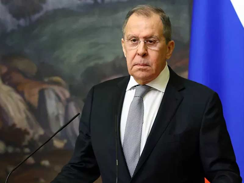Russian Foreign Minister Lavrov Delivers Speech at Conference on EU-Russia Ties
