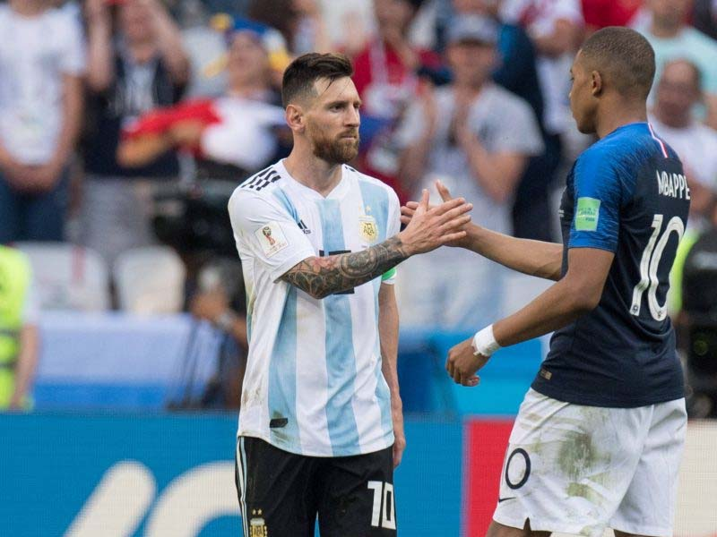 Messi leads Argentina squad for Copa America
