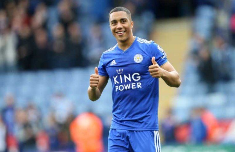 Liverpool interested in Leicester's Youri Tielemans