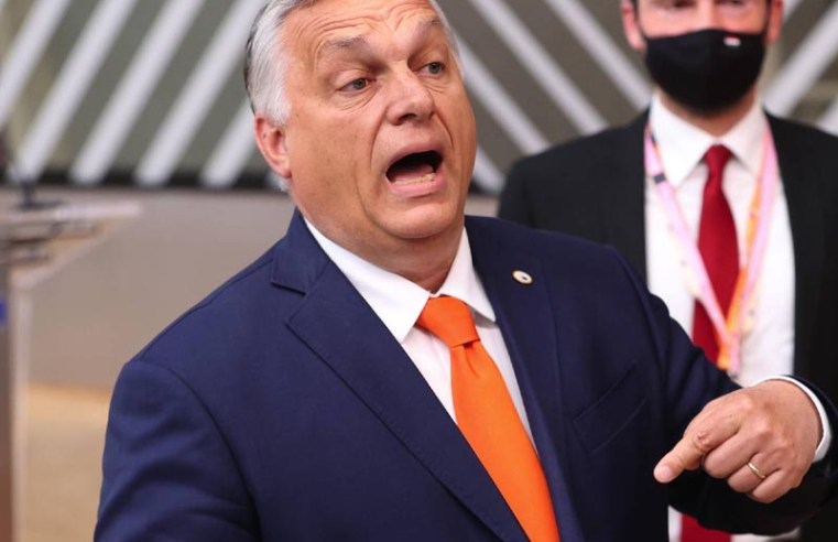 EU leaders confront Hungary prime minister over LGBTQ law