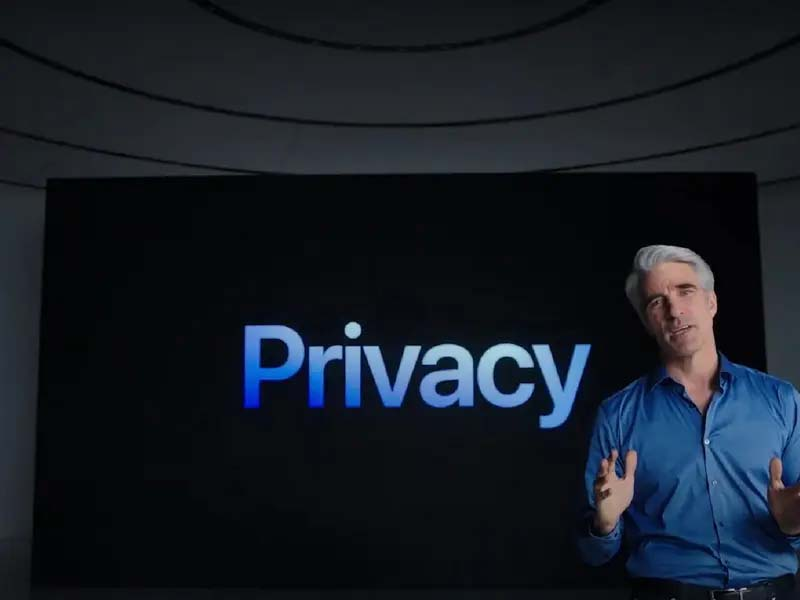 Apple privacy tools 'give everyone protection, not just tech experts'