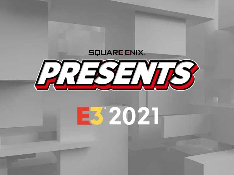 When is the Square Enix E3 2021 press conference?